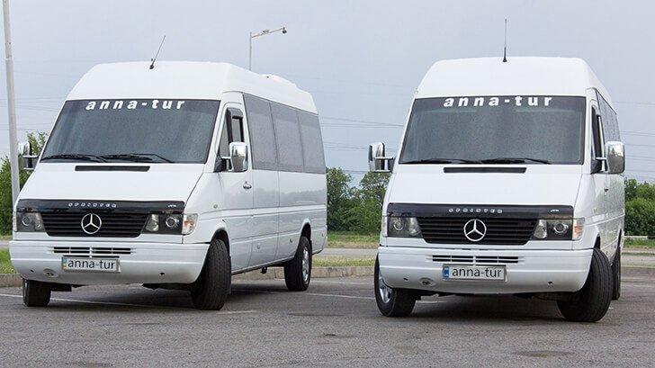 транспортное средство в Крым