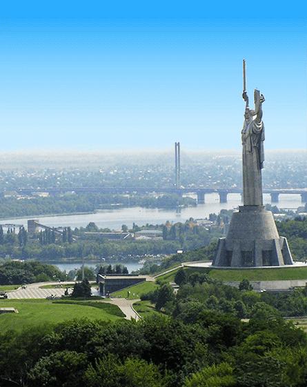 Перевозки из Днепра в Киев
