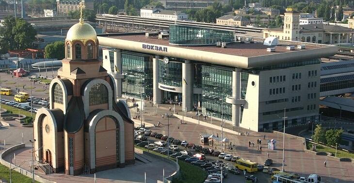 В Киев за визой