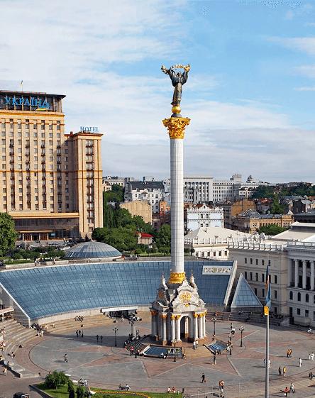 Поездки в Киев из Каменского
