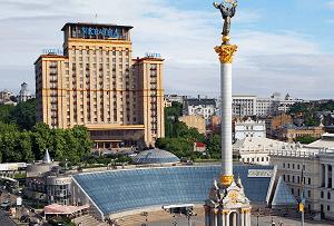 В Киев из Каменского